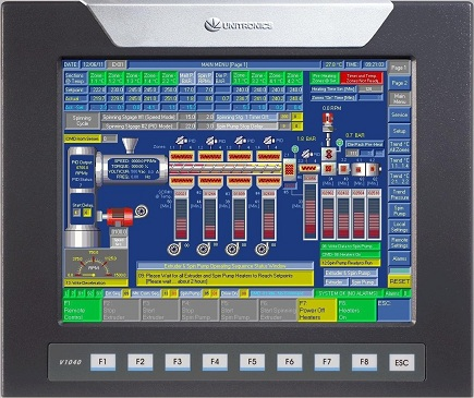 HMI Screen